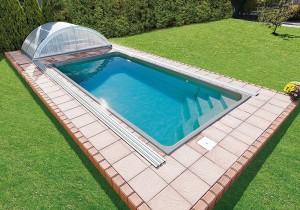 AME-6180 Keramikschwimmbecken