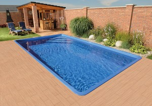 Schwimmbecken PEG-6200