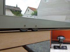 Tandemrollen für Modelle R1 mit Windsicherungund ECO