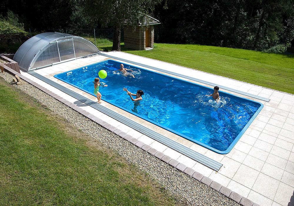 Schwimmbecken GEM-8200