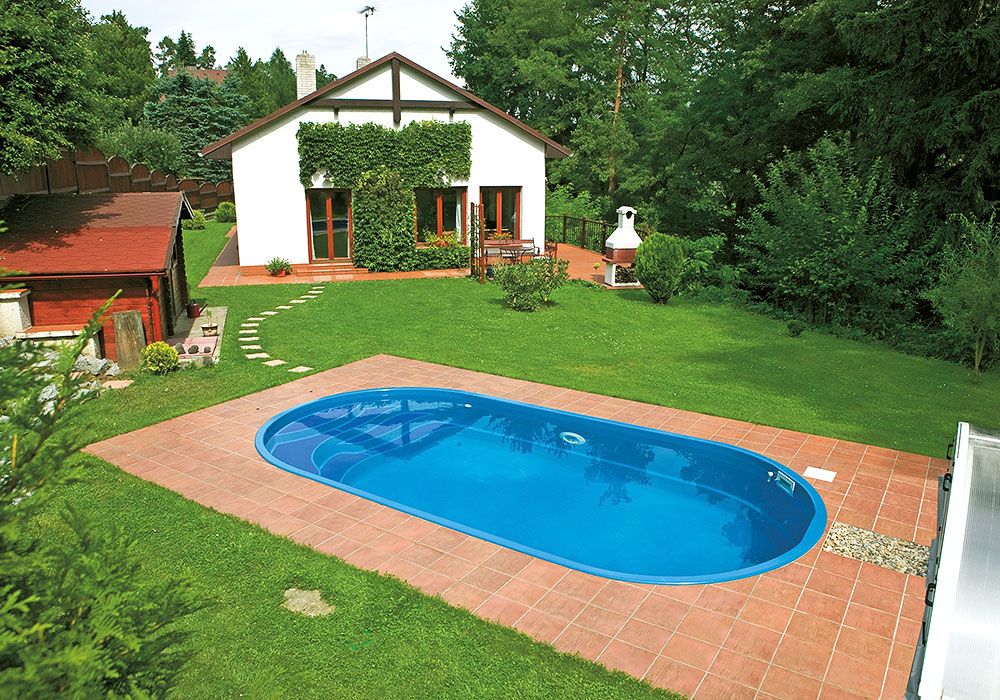 Schwimmbecken IKA-6000
