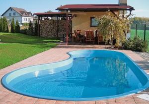 Schwimmbecken RHO-7500