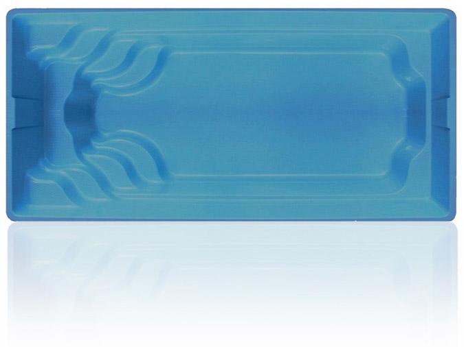 Schwimmbecken KU-6000 KUBA
